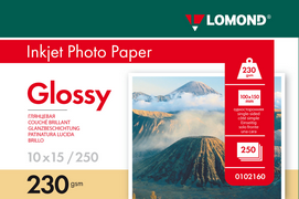 The new photo paper 10x15 in bulk packing