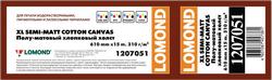 Nové plátno pre veľkoformátovú tlač – Lomond XL Canvas Semi Matt 310 g/m2