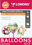 Print your own ... balloon, calendar, photo frame ...