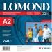 Fotopapier Lomond Premium, extra lesklý, 260 g/m2, A2, 25 hárkov, Bright