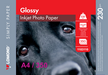 Lomond Photo Inkjet Paper Glossy Economy 230 g/m2 A4, 350 sheets