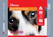 Fotopapier Lomond, lesklý, 260 g/m2, A4, 300 hárkov, Economy