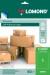 Samolepiace etikety Lomond 1/210x297 A4, 50 hárkov, zelená farba